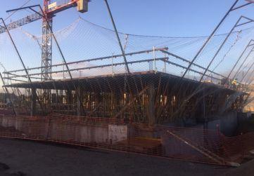 Estructura planta baja Edficio 3
