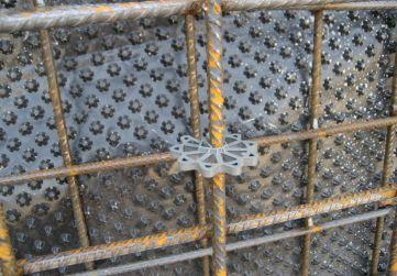 separadores para hormigonado