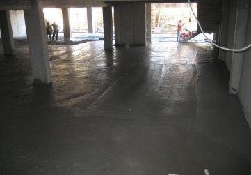 ejecución solera garaje 2