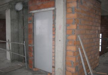 colocación puertas RF