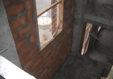 trasdosado caja escaleras