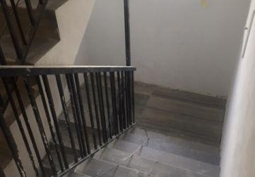 Vista escalera