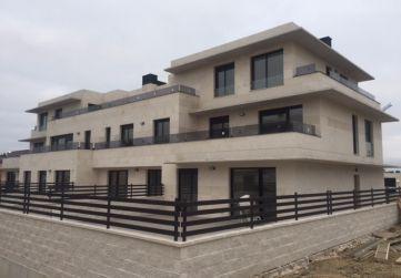 Vidrios en terrazas