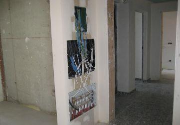 Centralización cuadro viviendas radiadores