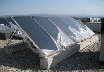 Instalación placas solares en cubiertas