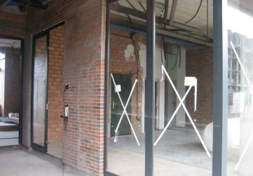 Entrada a portales