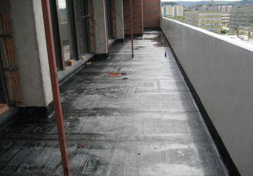 Impermeabilizacion terrazas