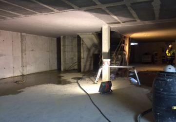 Lucido techo garaje
