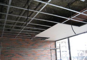 Falso techo portales