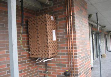 Instalación calderas