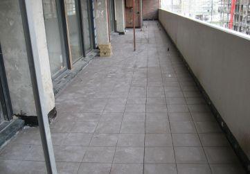 Solado terrazas