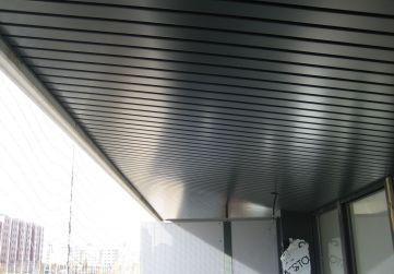 Falso techo exterior