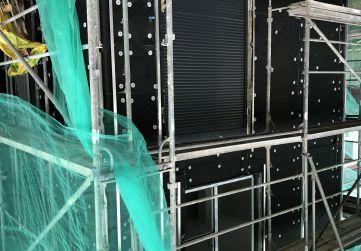 Colocación carpintería exterior y persianas