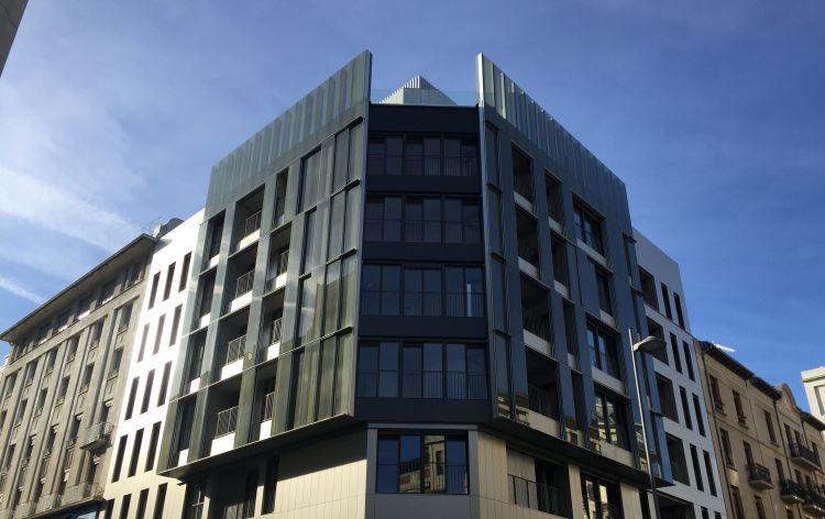 Edificio Roncesvalles 2014 S.Coop.
